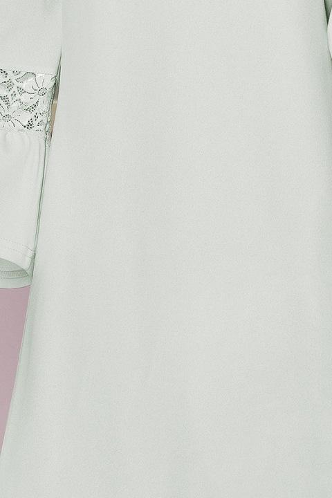 NUM 190-5 Sukienka Margaret z koronka WESELE 42 7338902677 Odzież Damska Sukienki wieczorowe XK FRWEXK-8