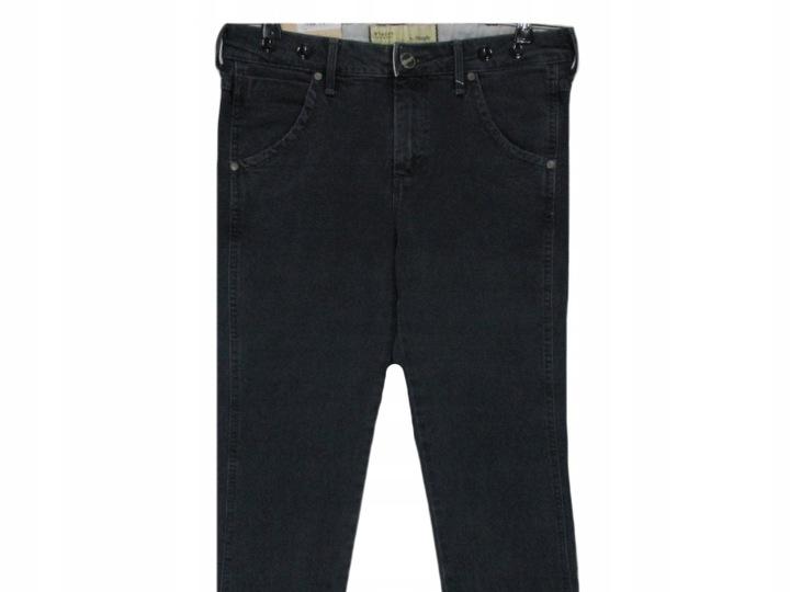Spodnie Damskie Wrangler Wynona Slim W28 L34 7642976692 Odzież Damska Jeansy CD PZQGCD-3
