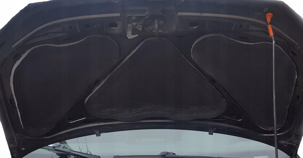мат обезшумка шумоизоляции капота отсека двигателя, фото 4